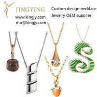 custom mens 925 sterling silver jewelry OEM factory