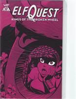 Elfquest Kings of the Broken Wheel (1990) #4 VF/NM  Scan is of actual Comic!