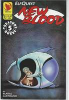 Elfquest New Blood (1992) #31 VF/NM  Scan is of actual Comic!  This comic is 25 years old!