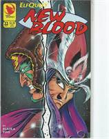 Elfquest New Blood (1992) #22 VF/NM  Scan is of actual Comic!  This comic is 25 years old!