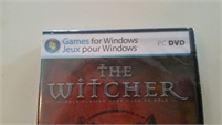 PC DVD... Game the The Witcher. BRAND NEW. Rated mature...fantasy role playing. .