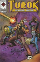 1993 Turok Dinosaur Hunter No. 5
