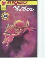 Elfquest New Blood (1992) #34 VF/NM  Scan is of actual Comic!  Sealed/Unopened/Unread!