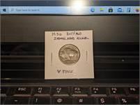 1936 Indian Head Buffalo Nickel