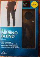 Mens Paradox DriRelease Merino Performance Blend Base Layer
