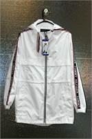 Ladies Tommy Hilfiger womens Anorak W/Logo Sleeve Taping #DECJ34070321-337