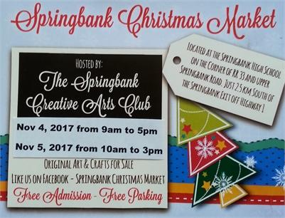 Springbank Creative Arts Club