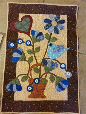 A Country Collection - Crafts and Quilts