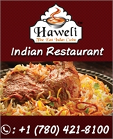 Haweli Restaurant