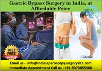 Get Affordable Laparoscopic Gastric Bypass Surgery in India through India Laparoscopy Surgery Site