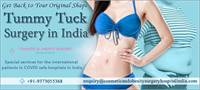 Cost of tummy tuck surgery in India