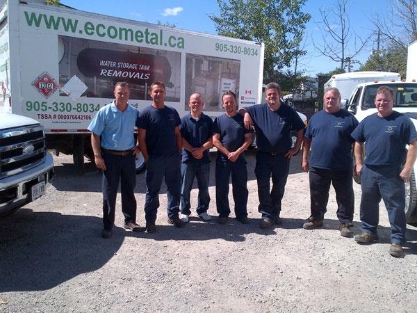 ECO Metal Recycling Inc. Jay Burley